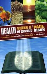 Health According to The Scriptures