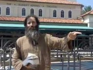 Open Air Preaching in West Palm Beach, Florida