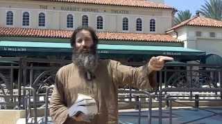 Open Air Preaching in West Palm Beach, Florida