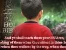 Torah Questions With Children