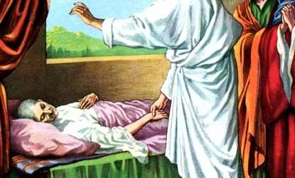 Bible Q&A: Bible Healing Or New Age Healing?