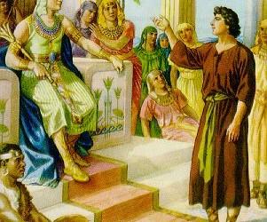 Torah Portion #10 Mikketz (Genesis 41:1-44:17)