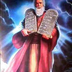 Torah Portion # 17 Yitro (Exodus 18:1-20:26)