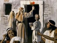 Torah Portion #15 Bo... (Exodus 10:1-13:16)