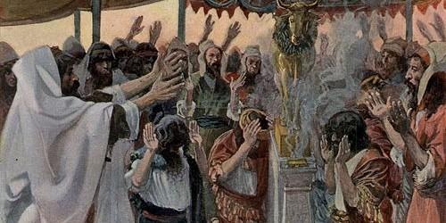 Torah Portion #21 Ki Tissa (Exodus 30:11-34:35)