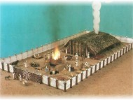 Torah Portion #22 Vayak'hel (Exodus 35:1-38:20)