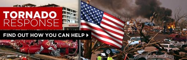 Tornado Response. How you can help
