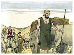 Torah Portion #41 Pinchas (Numbers 25:10-30:1)