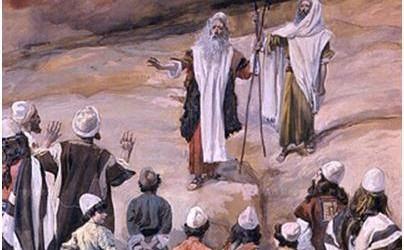 Torah Portion #38 Korach (Numbers 16:1-18:32)