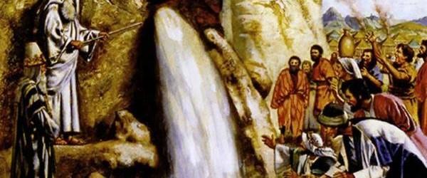 Torah Portion #39 Hukkat (Numbers 19:1-22:1)
