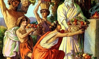 Torah Portion #50 Ki Tavo (Deuteronomy 26:1-29:8)