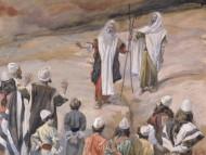 Torah Portion #54 V'Zot HaBrachah (Deuteronomy 33:1-34:12)