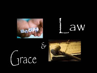 Can Christians Have Grace without The Law?