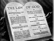 The Bible Commandments
