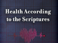 Health According to the Scriptures by Paul Nison 2013