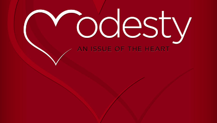 Modesty, An Issue of The Heart by Paul Nison 2013