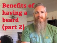 Benefits of Having A Beard (part 2)