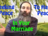 Seeking Peace to Have Peace In Your Marriage