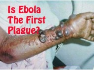 Is Ebola The First Plague