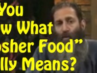Kosher Food - What Does Kashrut Mean?