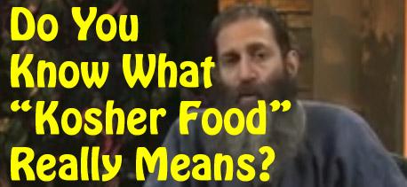 Kosher Food - What Does Kashrut Mean?