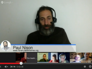Live Shabbat Hangout with Paul Nison May 16th 2015