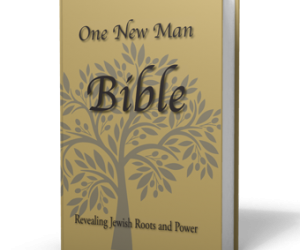 The One New Man Bible (Revealing Jewish Roots)