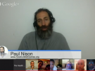 Shabbat Live Hangout with Paul Nison March 6th 10pm est