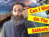 Can I Work On The Sabbath?