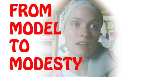 From Model to Modesty