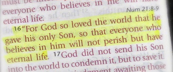 John 3:16 Does God Really Love Everyone?