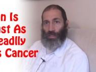 Treat Sin Like You Treat Cancer
