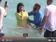 Baptisms In The Ocean