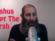 Yeshua Kept The Torah