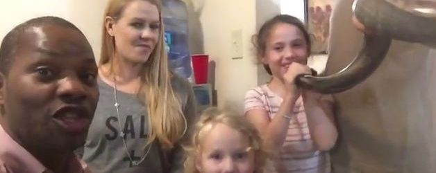 Teach your children to blow the shofar