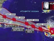 Hurricane Update. It's Coming. Please help me!