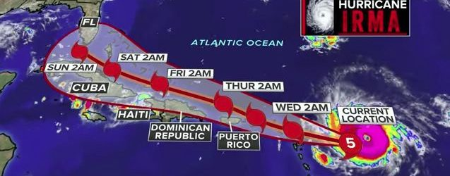 Hurricane Update. It's Coming. Please help me!
