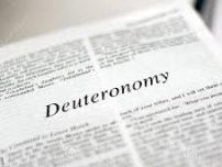 Deuteronomy 34