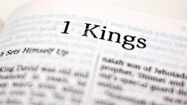 1 Kings 22