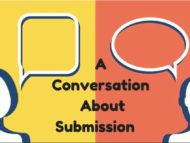A conversation about submission