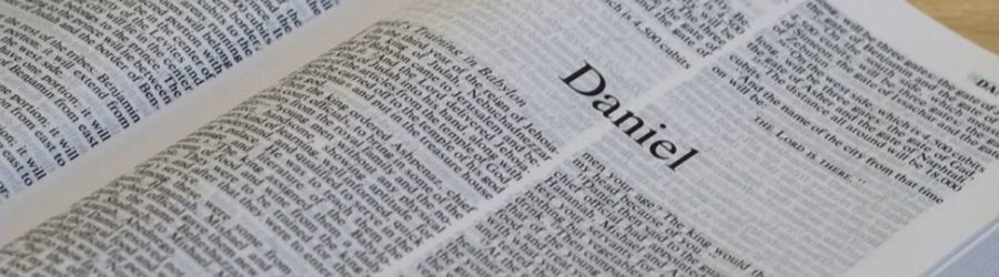 Daniel 3 Daily Bible Reading with Paul Nison