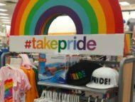 Target, Pride and Being Gay