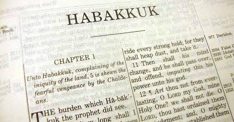 Habakkuk 3