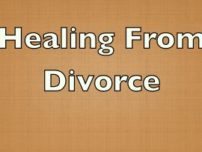 Healing from Divorce