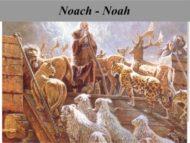 Torah Portion Genensis 6:9-11:32
