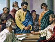 Acts 15 The Jerusalem Council