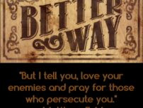 What it means to love your enemies