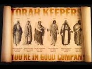 Keeping Torah and Salvation are Not the Same Thing