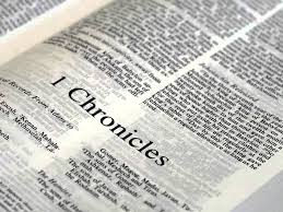 1 Chronicles 26 Daily Bible Reading with Paul Nison
