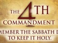 Sabbath Issues and Love